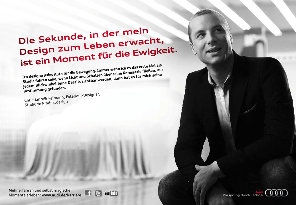 Audi, Christian Winkelmann