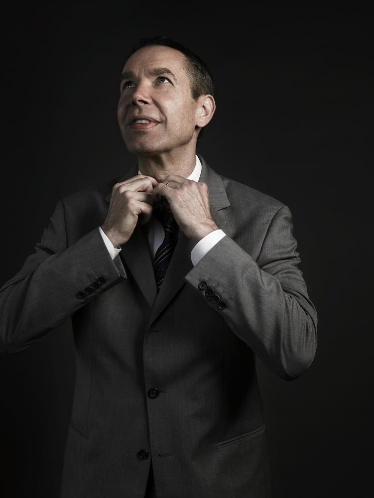 Jeff Koons, Artcar for BMW, GQ